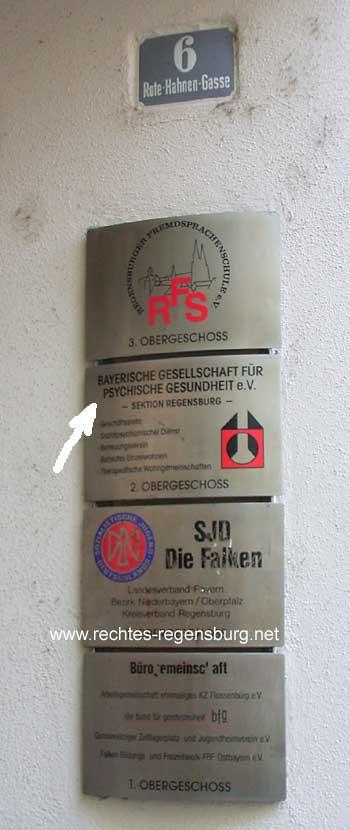 Falken Regensburg